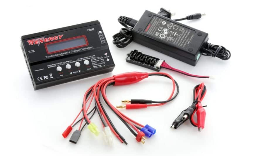 Tenergy TB6-B Balance Charger Discharger Review