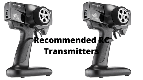 Recommended RC Transmitters