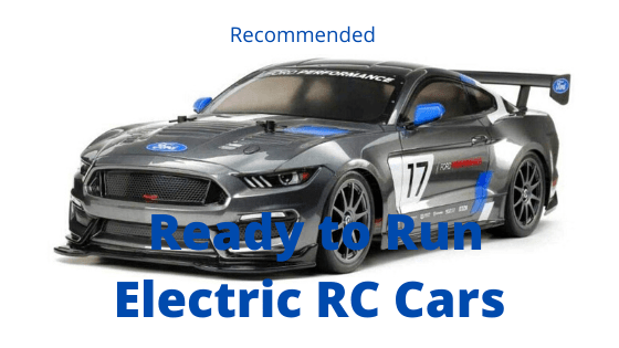 Recommended Ready to Run Electric RC Cars