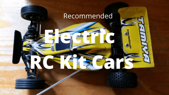 Recommended electric RC Kit Cars