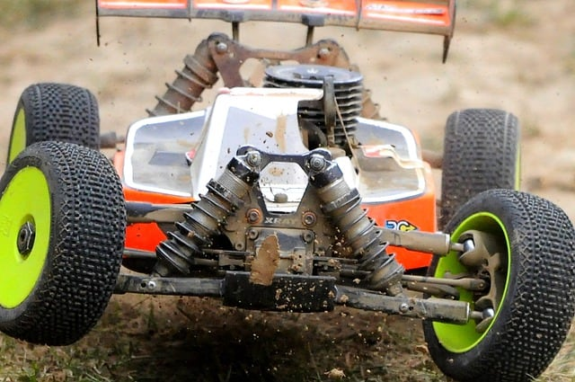 What is RC Car Bashing