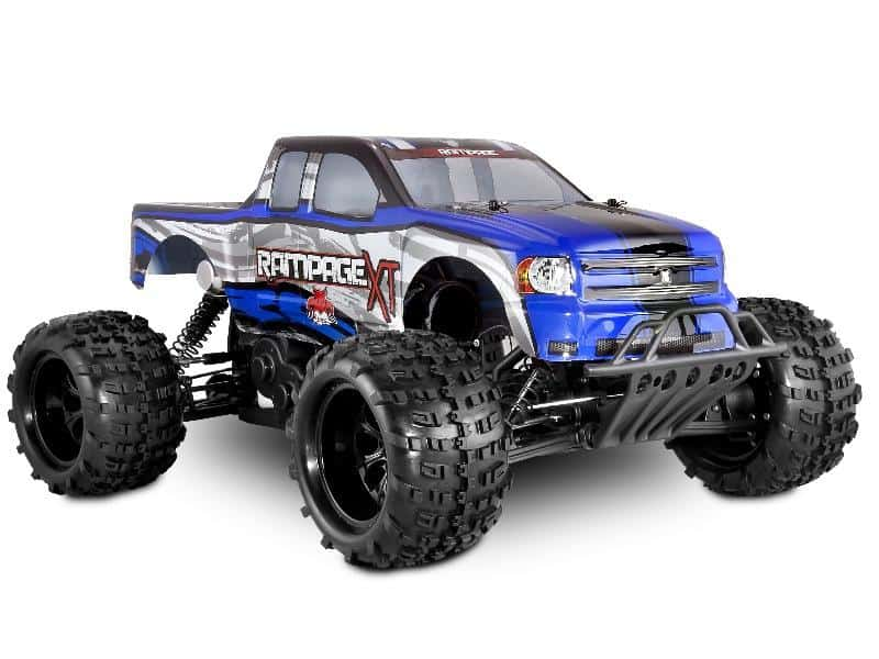 What Is the Largest RC Car Scale?