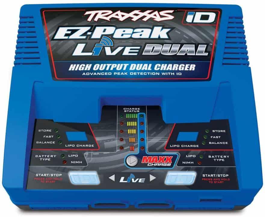 Traxxas 2973 EZ Peak Live Dual 200W Charger Any Good