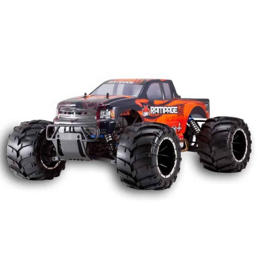 How Good is the Redcat Racing Rampage MT V3