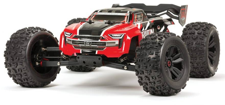Is the ARRMA 18 KRATON 4WD Monster RC Truck Any Good
