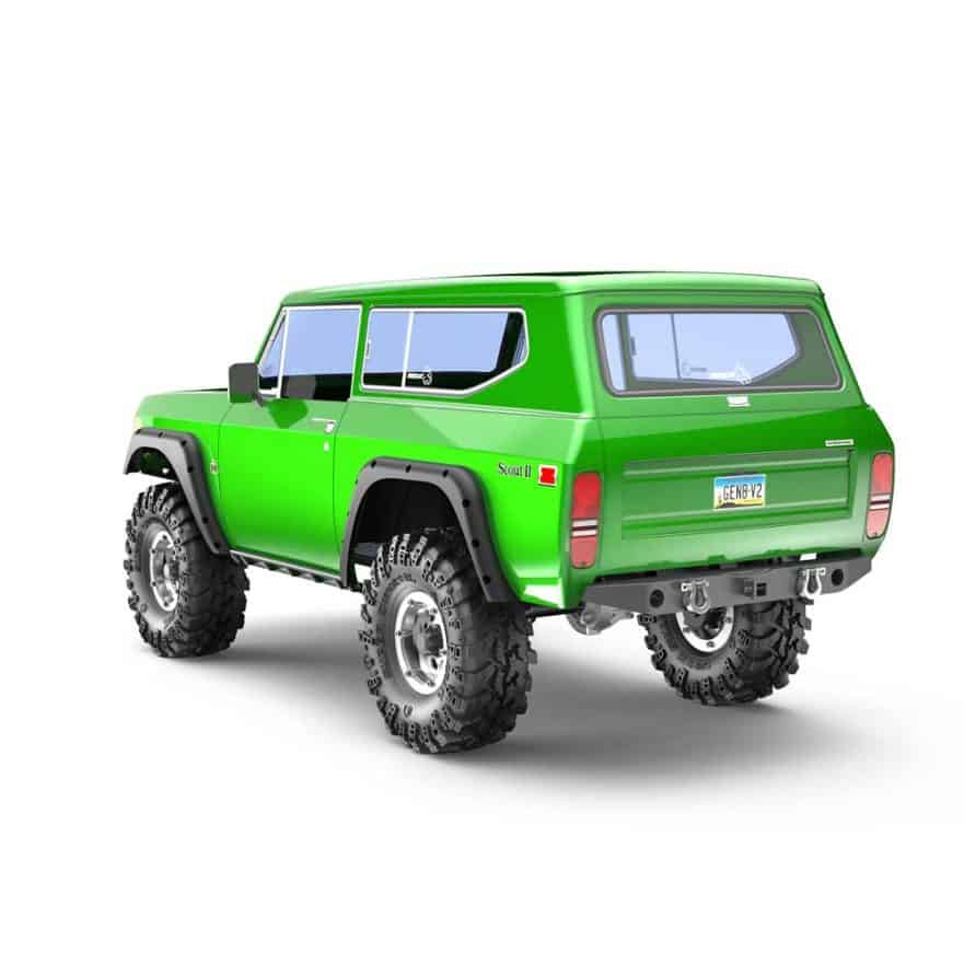 Is a Redcat Racing Gen8 V2 International Scout Any Good
