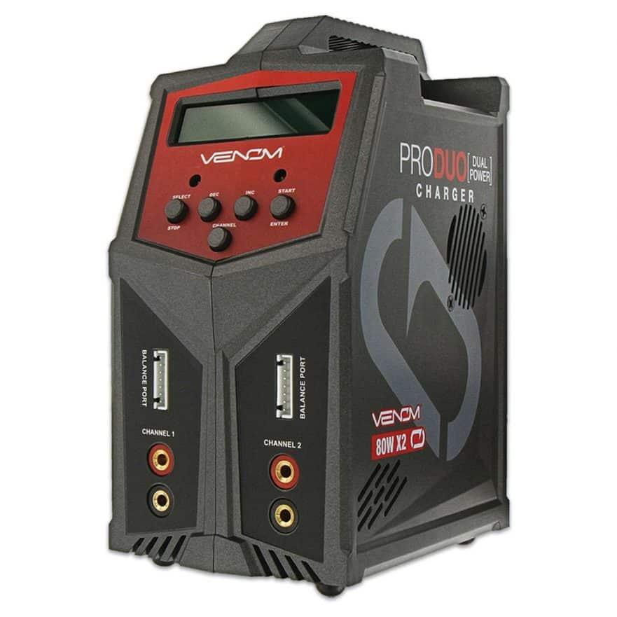 Venom Pro Duo LiPo Battery Charger